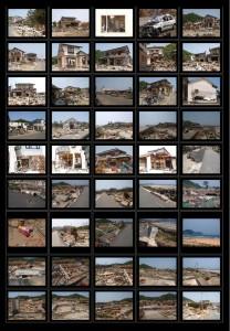 津波被害状況